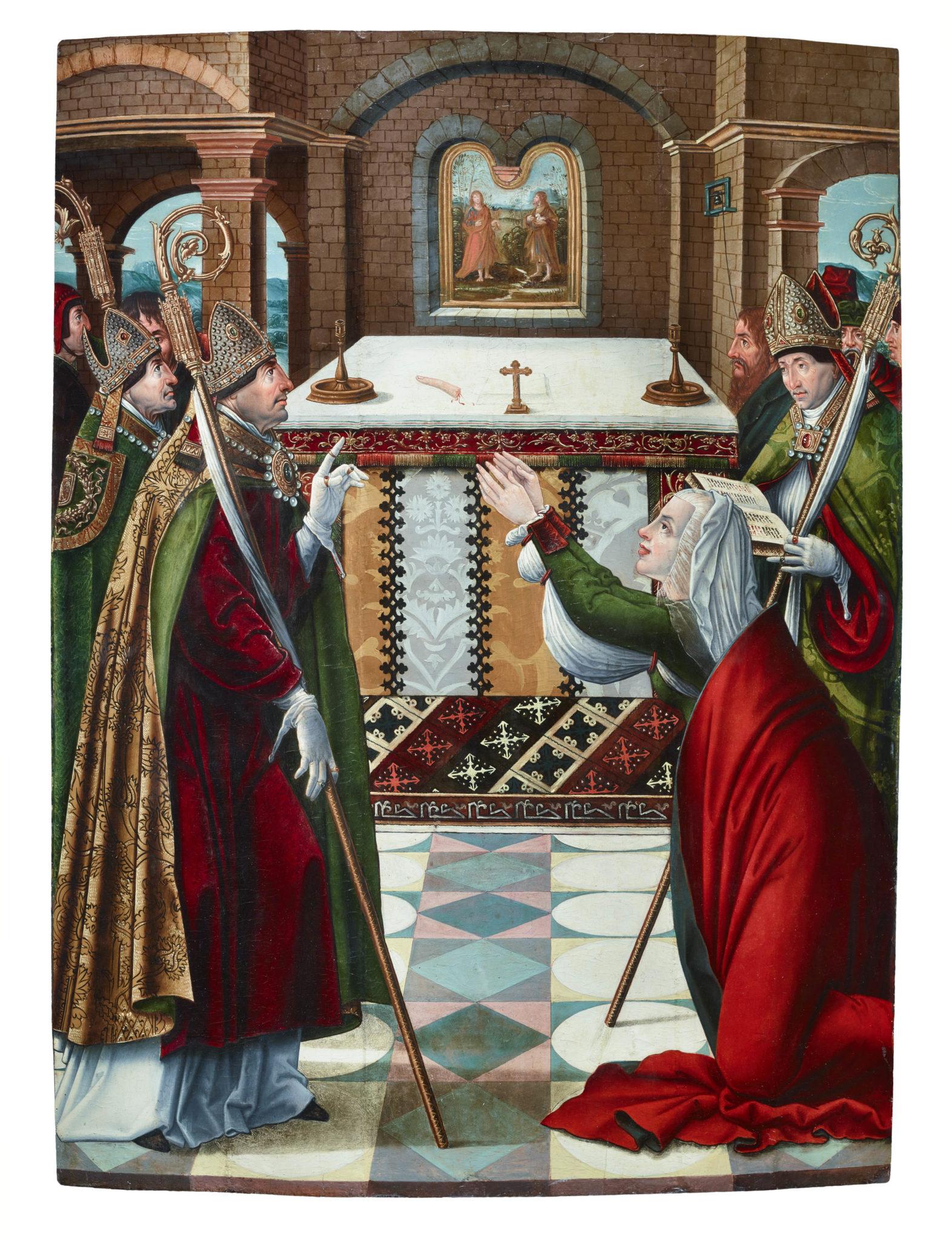 Maestro del Retablo dei due San Giovanni