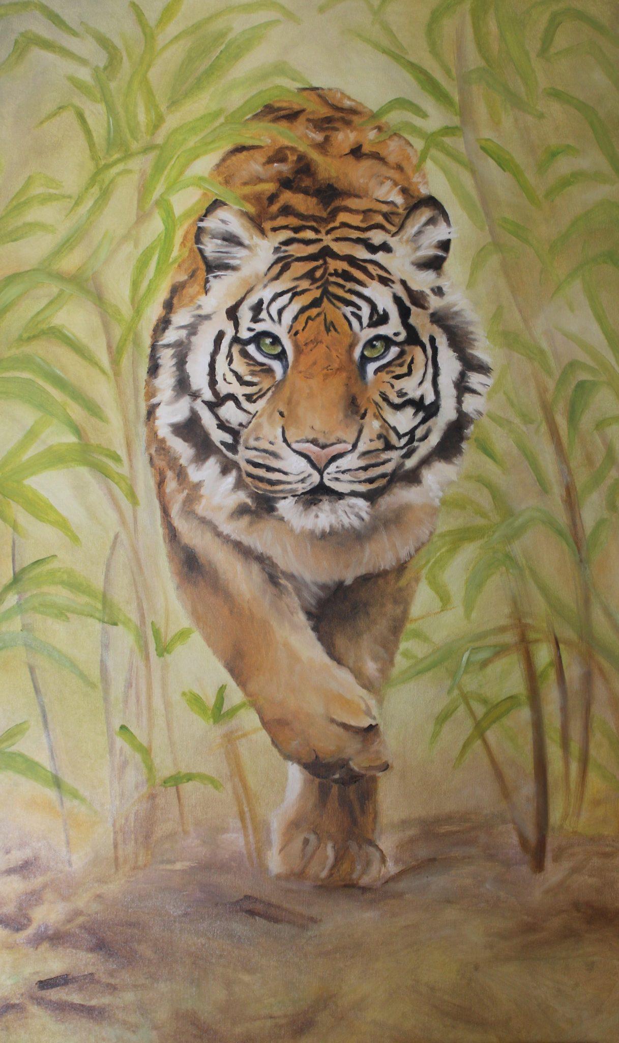 Francesca Provetti la Tigre - ArtsLife