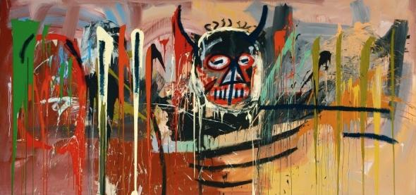 Nuovo record per Basquiat a $57,285,000 da Christie's