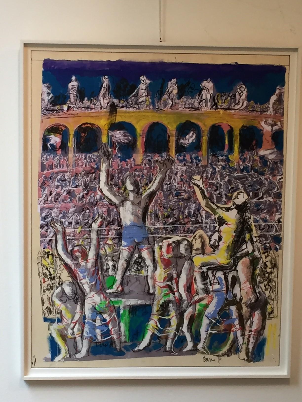 La storia del pugile Trollmann nelle opere di Dario Fo