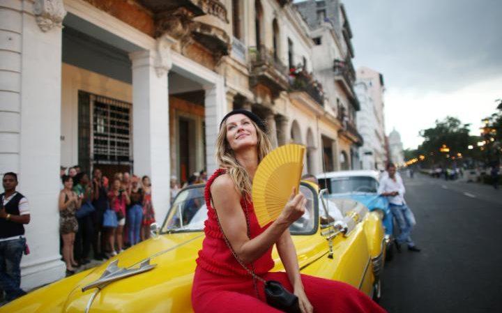 Sfilata Chanel a Cuba. Uno sguardo sul futuro… capitalista?