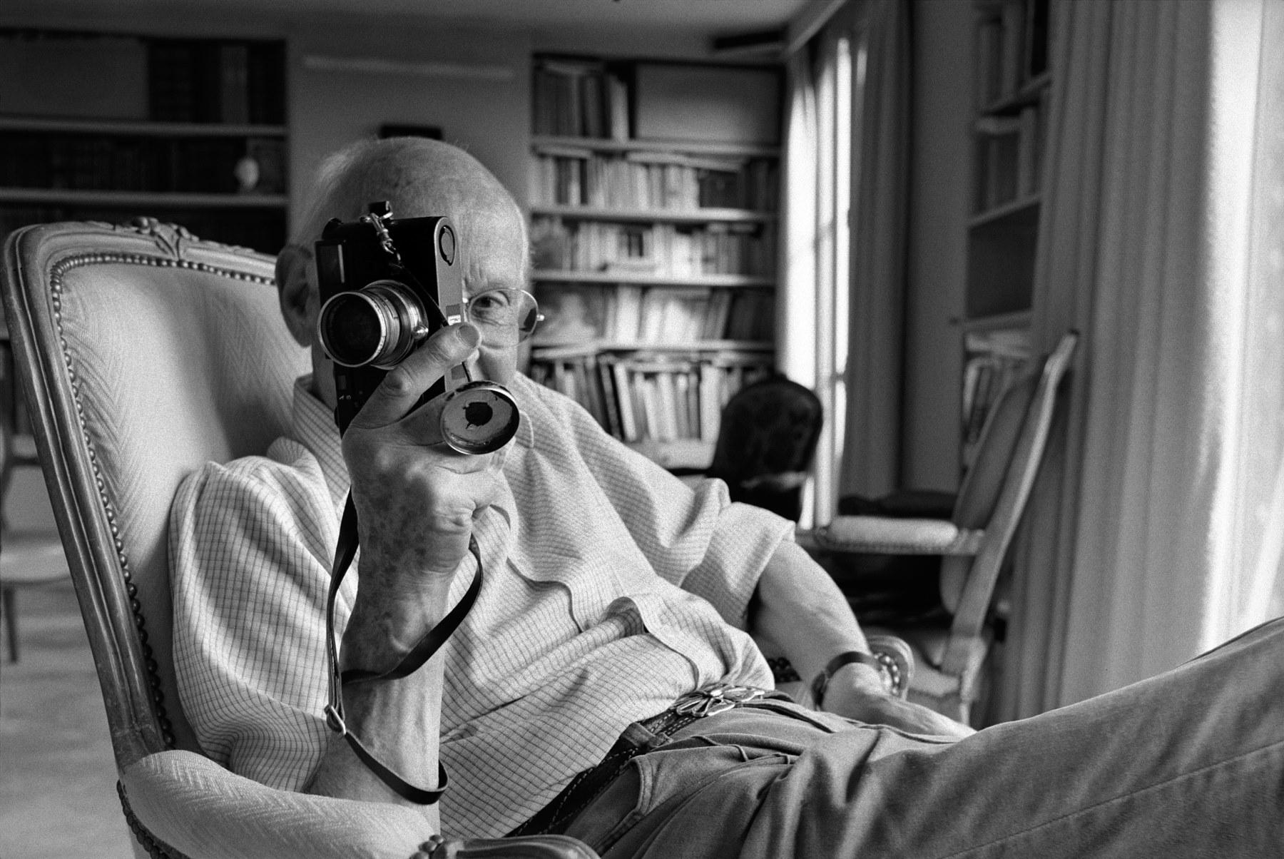 Henri Cartier-Bresson. Cos'è la fotografia?