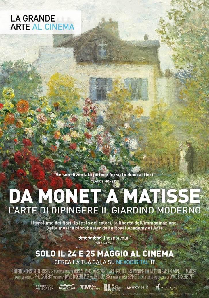 DA MONET A MATISSE L'arte di dipingere il giardino moderno