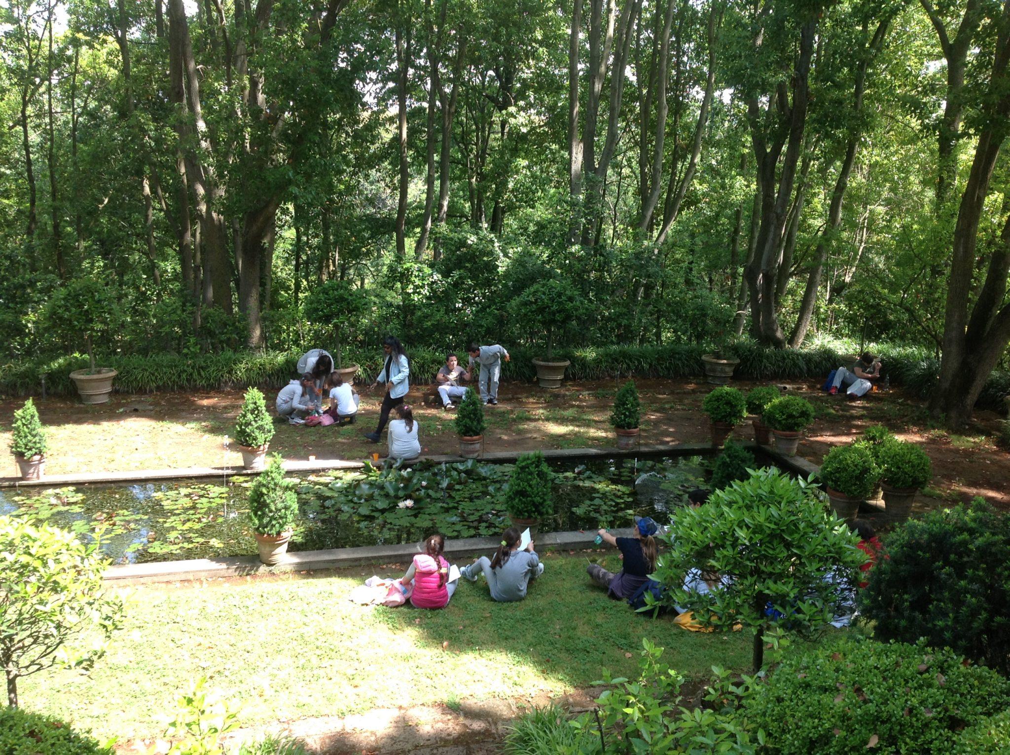 Sentiment of Beauty: l'avvicinamento all'arte nelle scuole