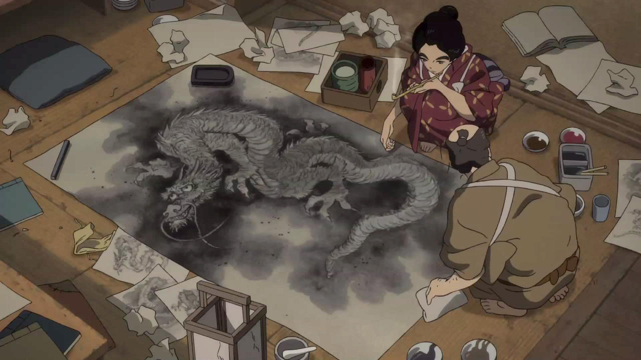 Future Film Festival, Miss Hokusai, Keiichi Hara