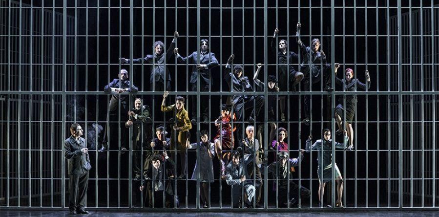 L'opera da tre soldi al Piccolo Teatro Strehler da martedì 19 Aprile a sabato 11 Giugno