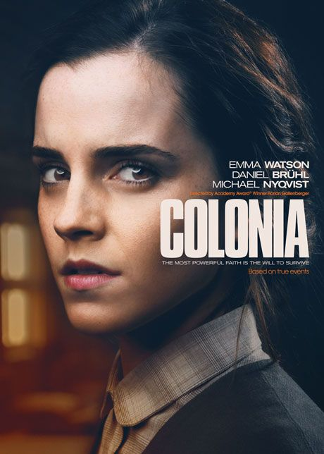 Colonia, tra cinema impegnato e thriller a sfondo sentimentale
