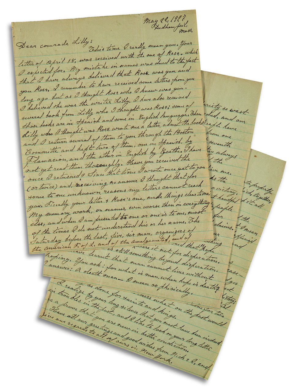 Da Leopardi a Pertini, lettere e scritti all'asta da Bolaffi