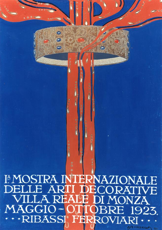 Design e fotografia. La storia delle Biennali di Monza