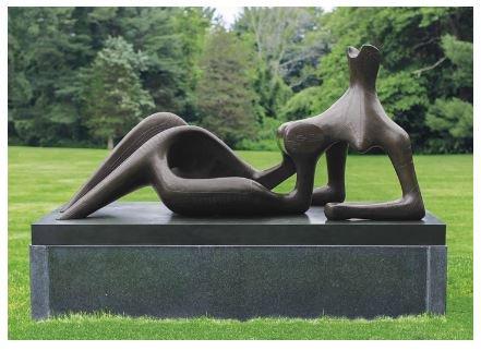 Nuovo record per Henry Moore da Christie's