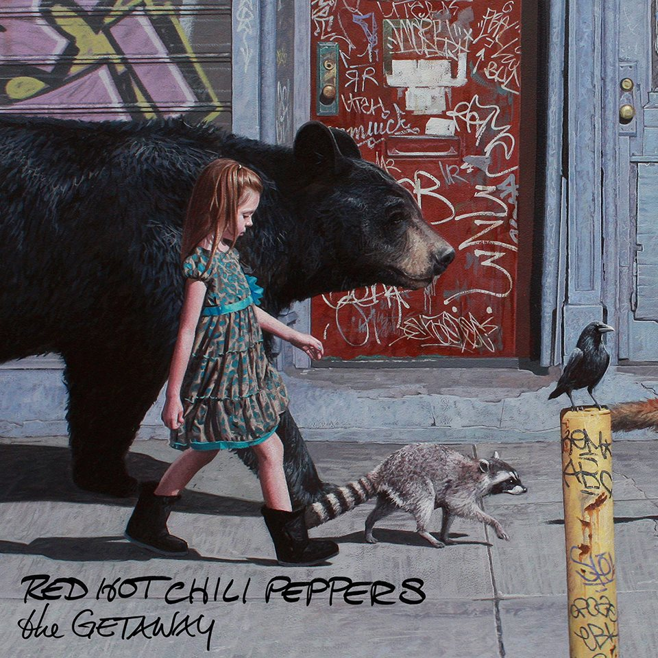 Getaway, esce l'album-manifesto dei Red Hot Chili Peppers