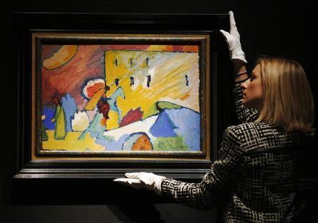 Top Price. Le 5 opere più costose di Wassily Kandinsky