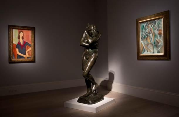 Tre Maestri, Tre Muse. Picasso, Modigliani e Rodin all'asta da Sotheby's