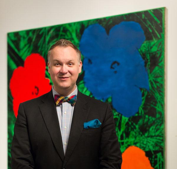 Eric Shiner nuovo Vice presidente di Sotheby's