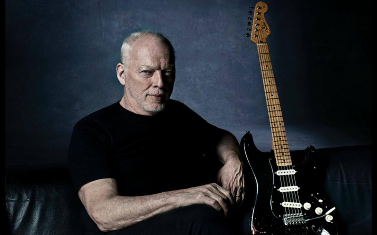 David Gilmour incanta Pompei quarantacinque anni dopo