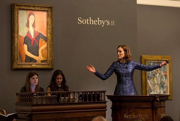 Helena Newman nominata presidente Sotheby's Europa