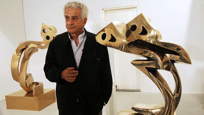 lo scultore Parviz Tanavoli non puà lasciare l'Iran
