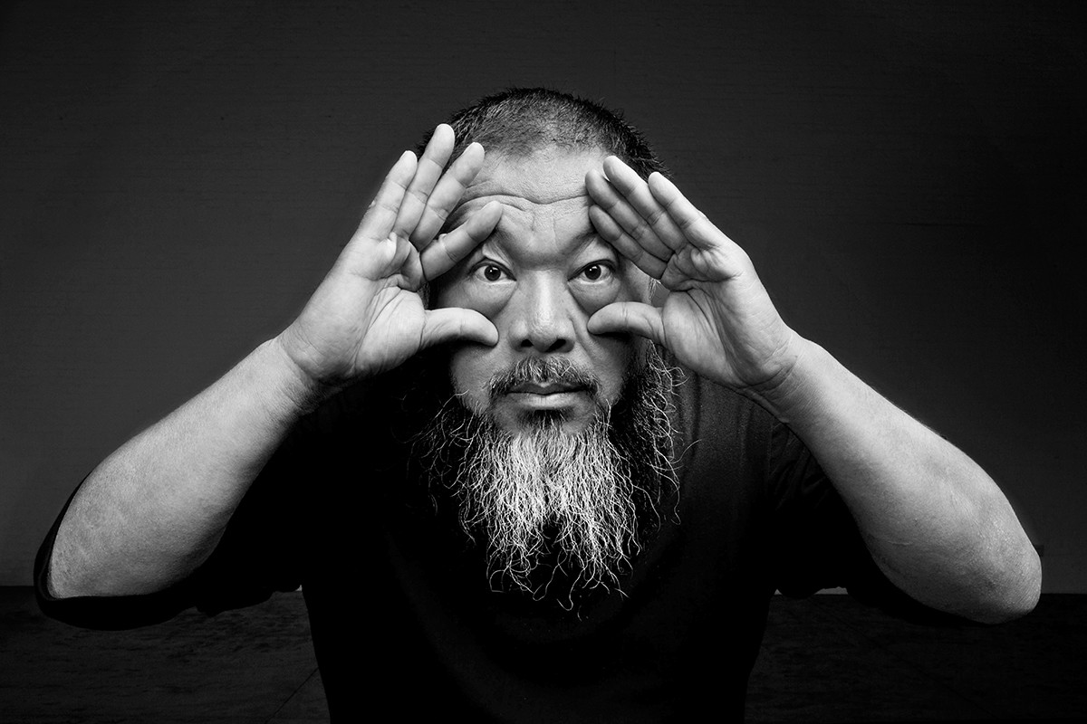 Ai Weiwei bloccato all'aeroporto di New York