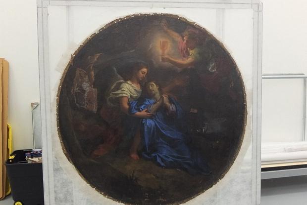 Restauro di Louvre-Lens