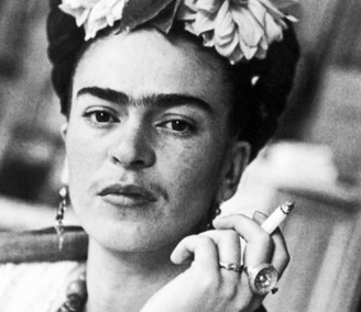 Frida Kahlo è nata il 6 luglio 1907