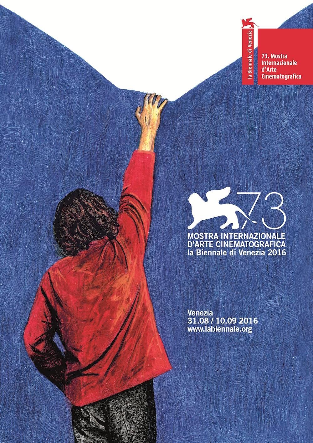 venezia 73 poster intero