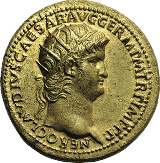 Un Nerone da record nell'ultima asta di numismatica di Bertolami Fine Arts