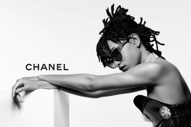 Young stars conquering Chanel:  now Willow Smith's turn