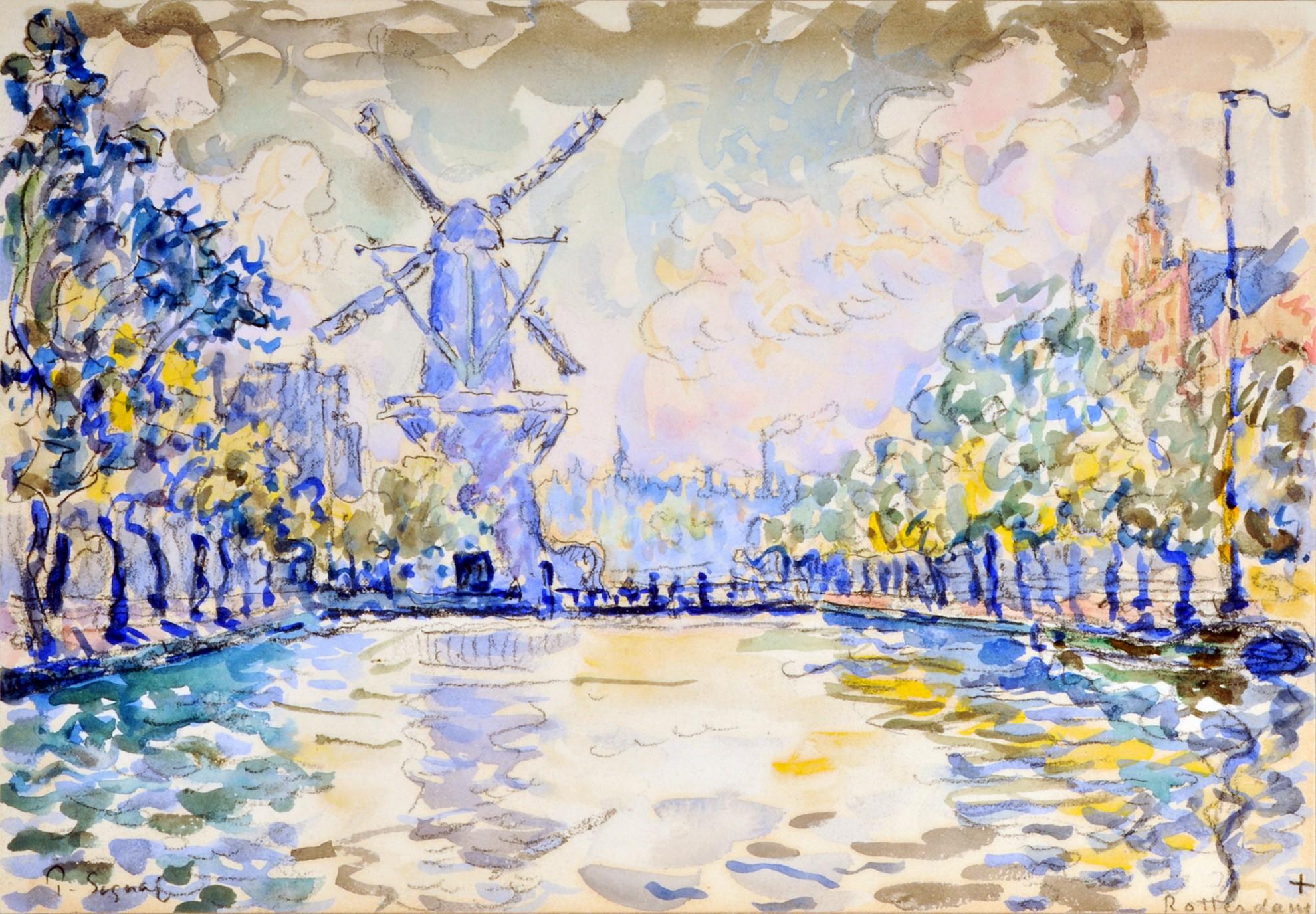 Di luce e colore. Lugano dedica una mostra a Paul Signac, maestro del Pontillisme