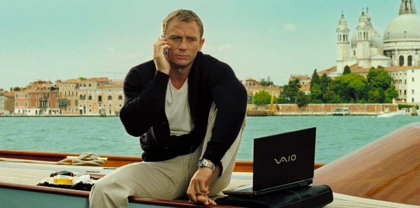 I 5 set cinematografici più rappresentativi in Italia 007 casino royale