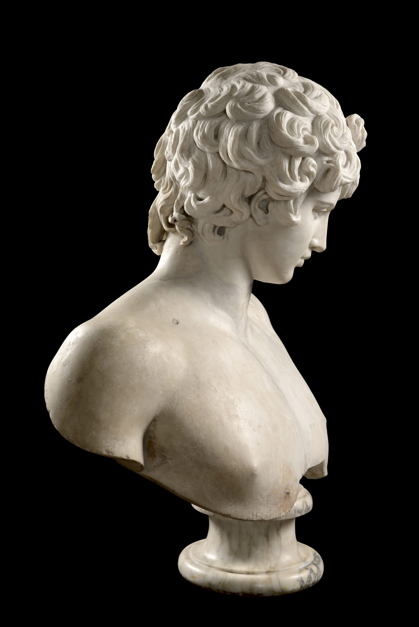 Antinoo. Efebica bellezza avvolta nel mistero. Un ritratto in due parti a Palazzo Altemps