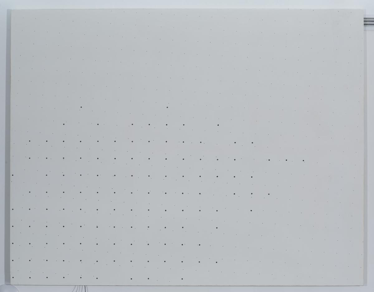 Gastini, acrilico n-9, 1973