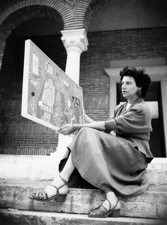 Peggy Guggenheim – Art Addicted. Il documentario