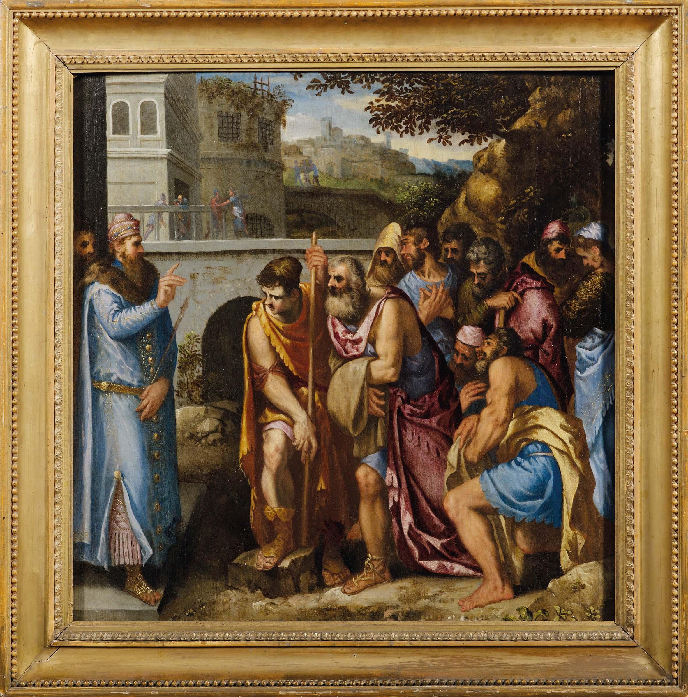 Giuseppe della Porta detto Il Salviati