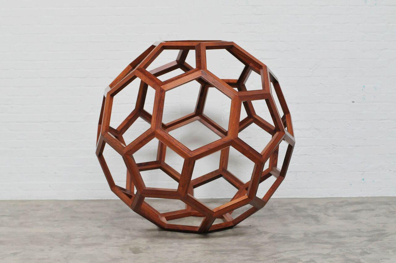 Ai Weiwei F Size, 2011 Huali Wood Lisson Gallery Milano