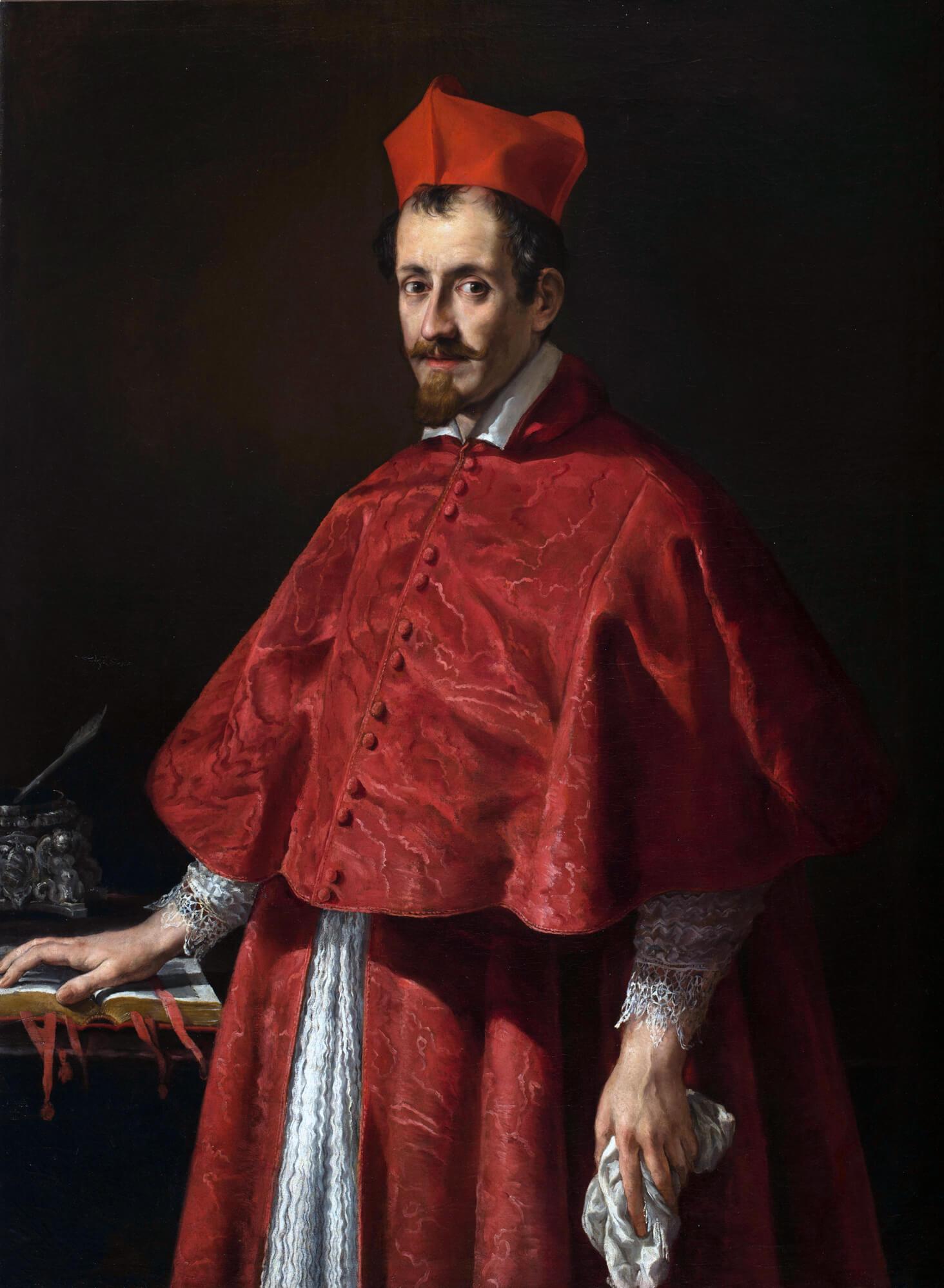 Pietro da Cortona, Ritratto di Giulio Sacchetti