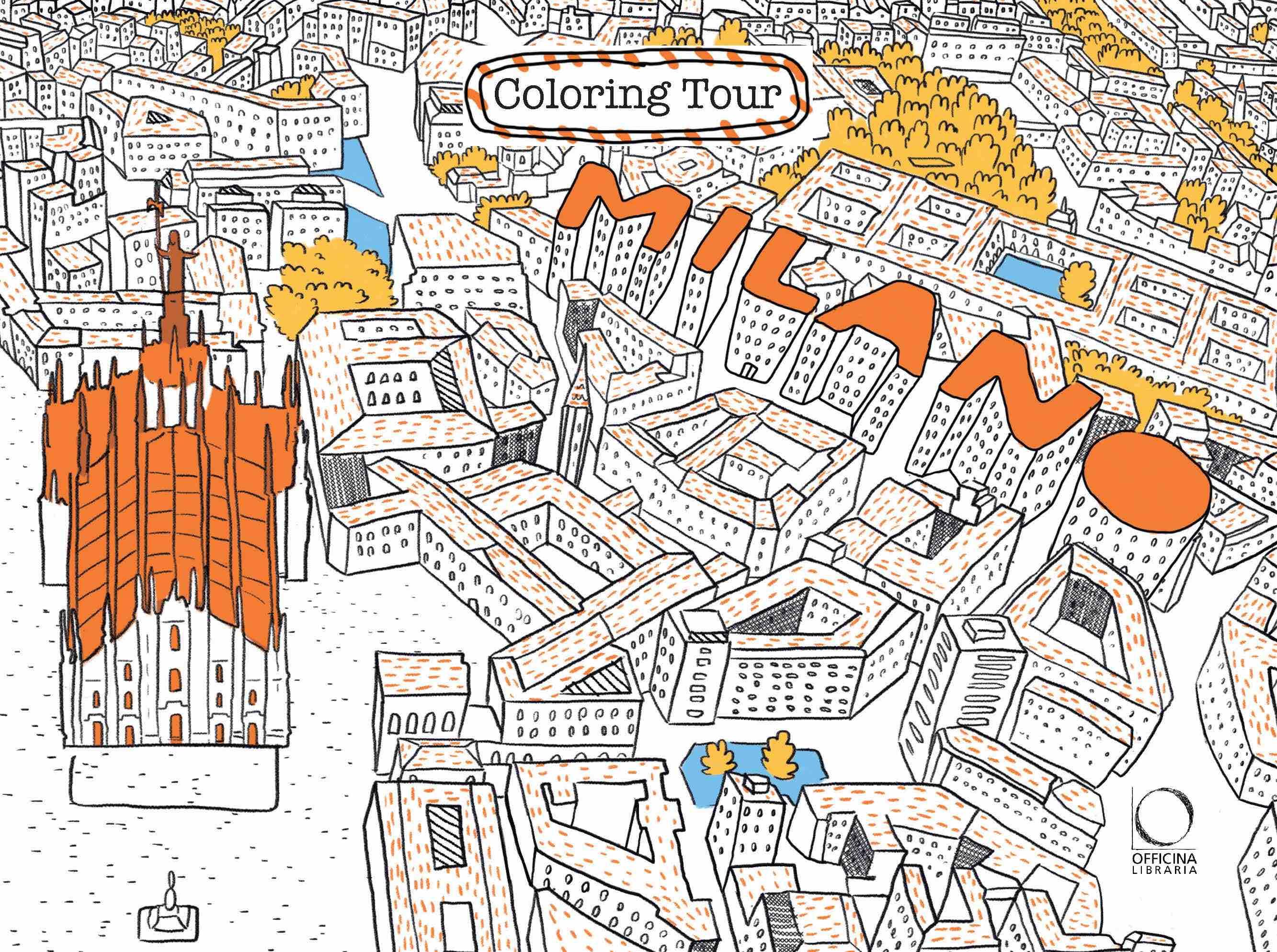 Coloring tour