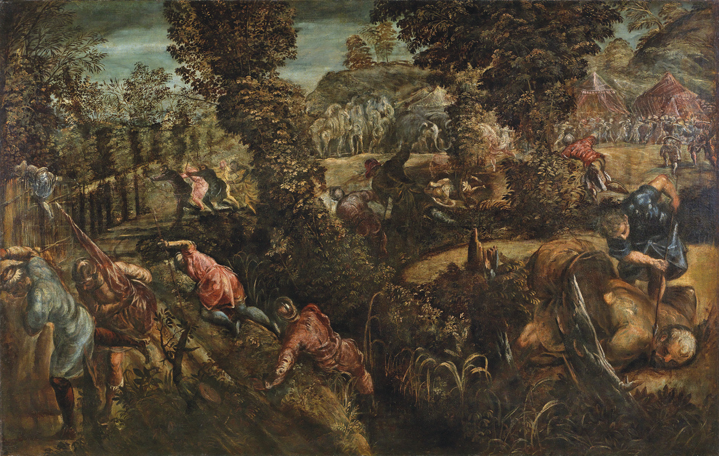 Oltre 900 mila euro per un inedito Tintoretto da Dorotheum