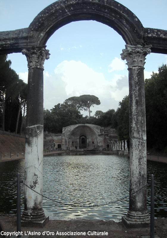 L'imperatore Adriano e l'immensa villa di Tivoli. La Villa Adriana