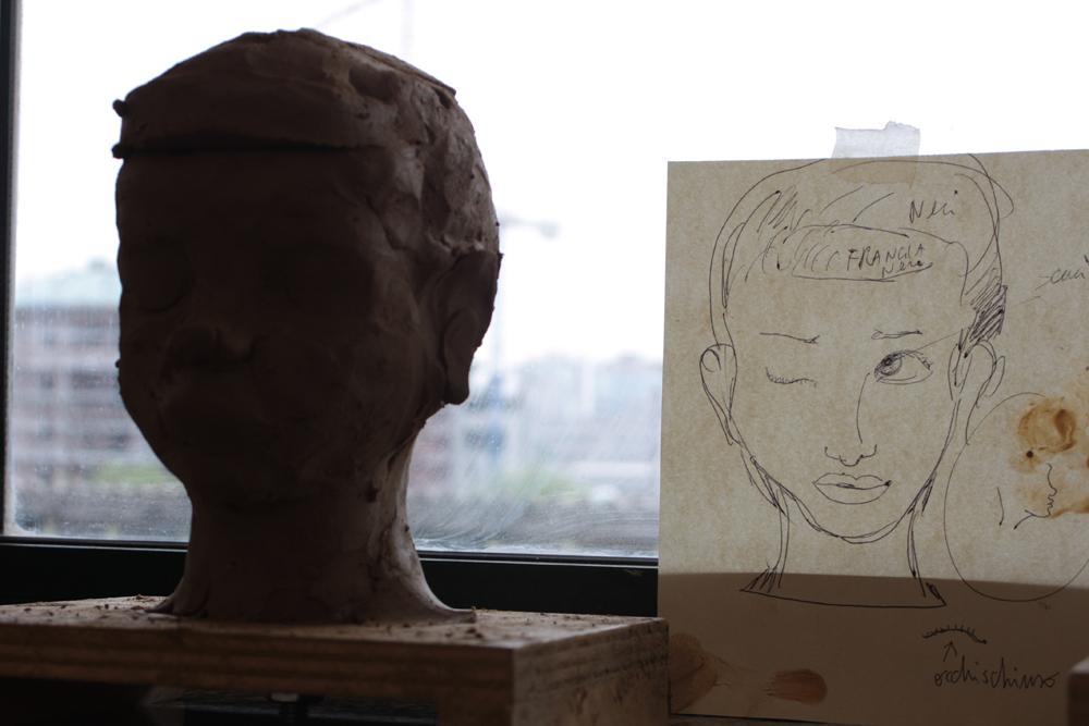 Il ritratto arbitrario di Filippo La Vaccara a Milano