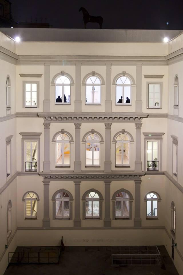 Museo Madre, Napoli (foto Amedeo Benestante)