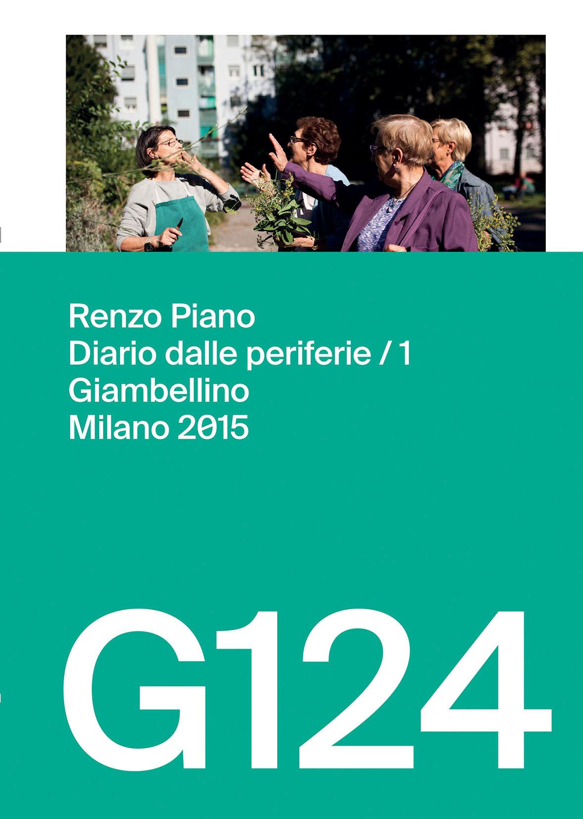 Il Diario dalle periferie di Renzo Piano. Presentazione volume