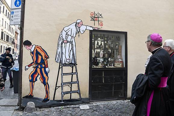 street-artist-pope