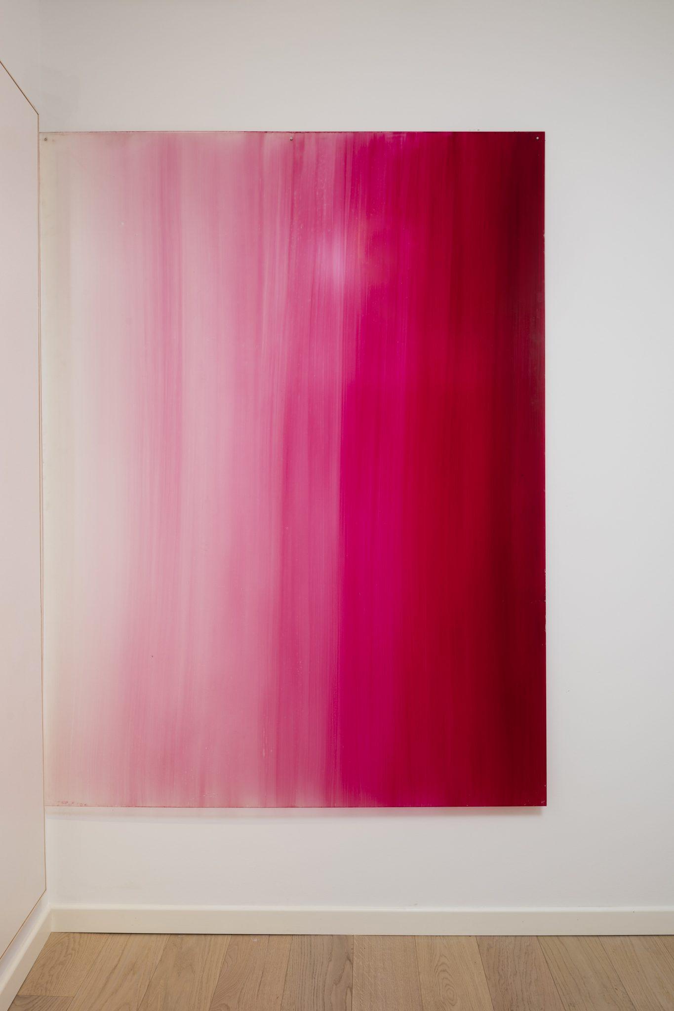 Albert Oehlen – Baum 4, 2016 Fondazione Carriero Milano Fasi Lunari