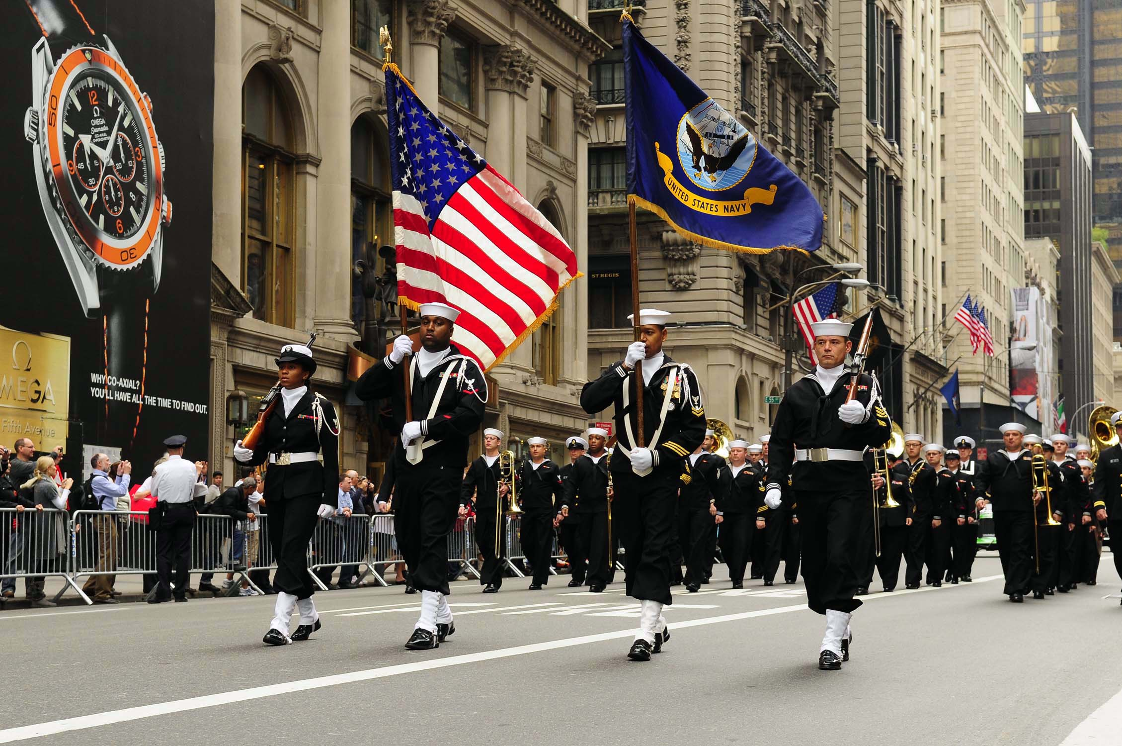 Torna a sfilare a Manhattan la Columbus Day Parade