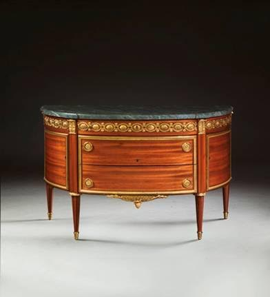 Le regard de Christian Liaigre sur le mobilier classique