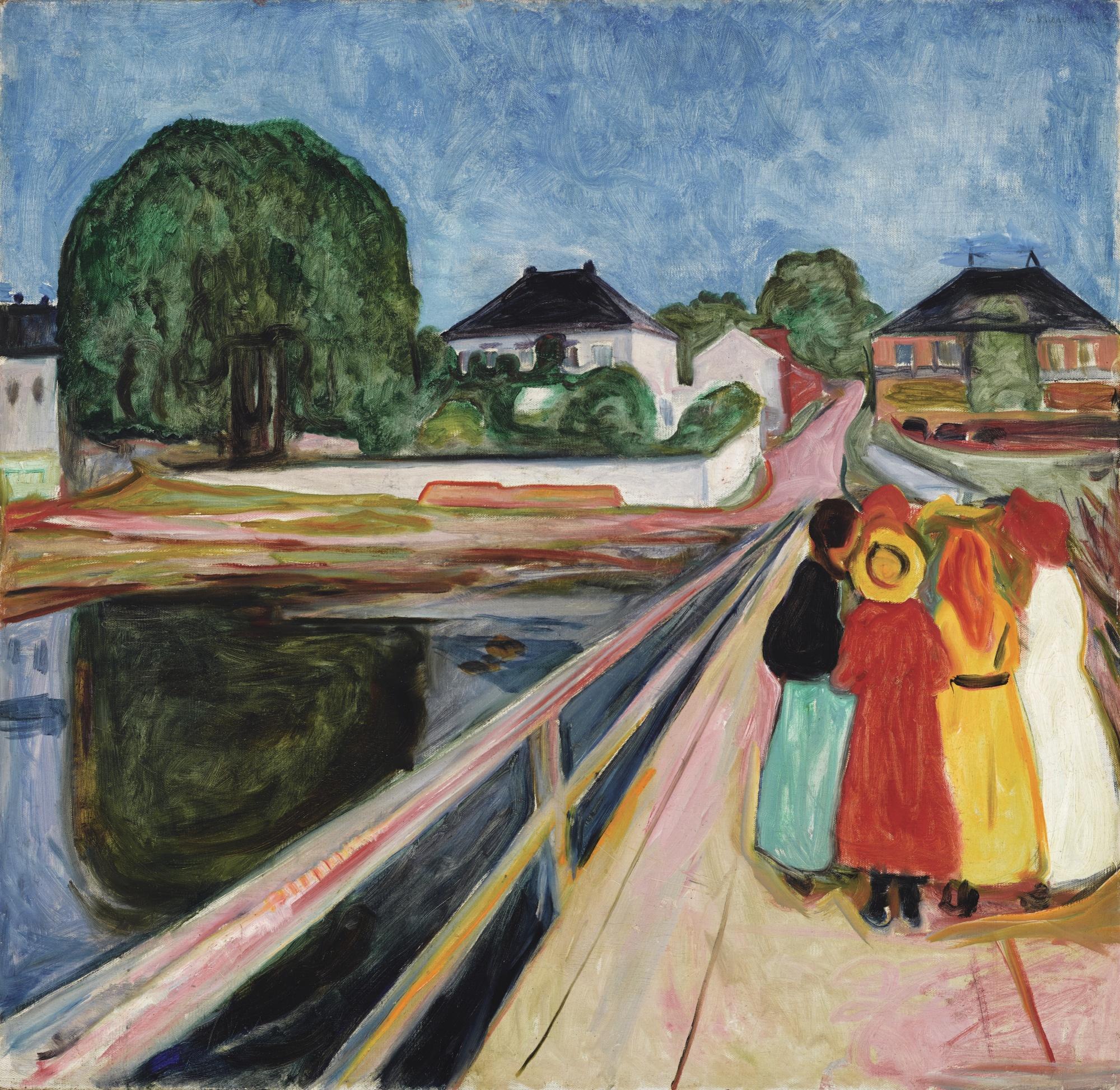 Munch a 54,5 milioni $. Totale 157,714,750 $ per impressionisti e moderni da Sotheby's