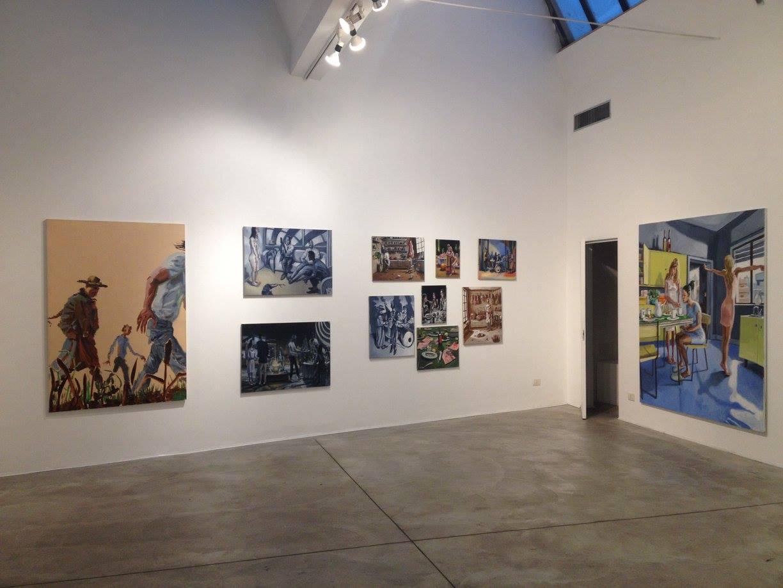 Pittura palermitana a Milano. Andrea Di Marco e Alessandro Bazan in due mostre