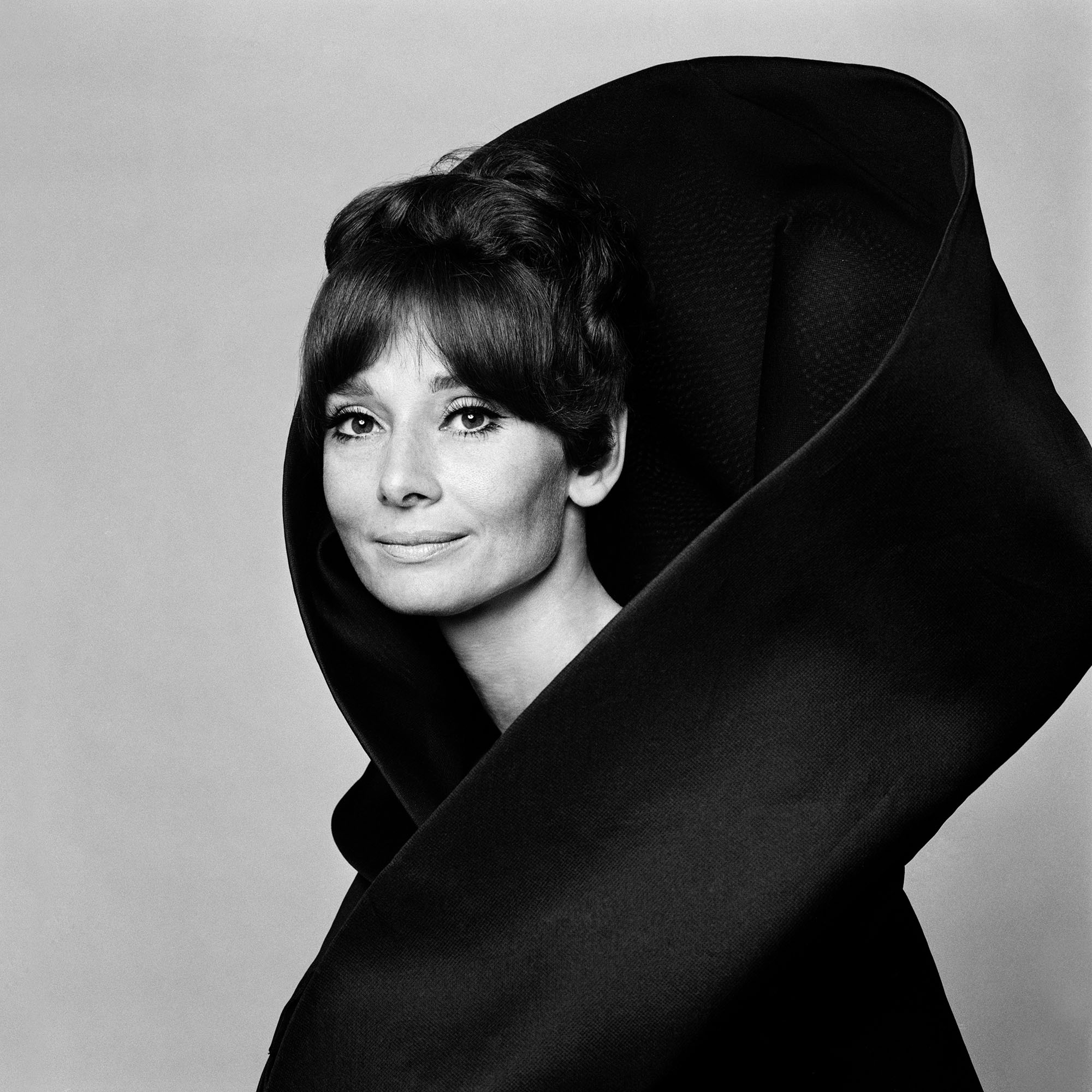 Gian Paolo Barbieri - Audrey Hepburn 1969 - Courtesy by 29 ARTS IN PROGRESS gallery
