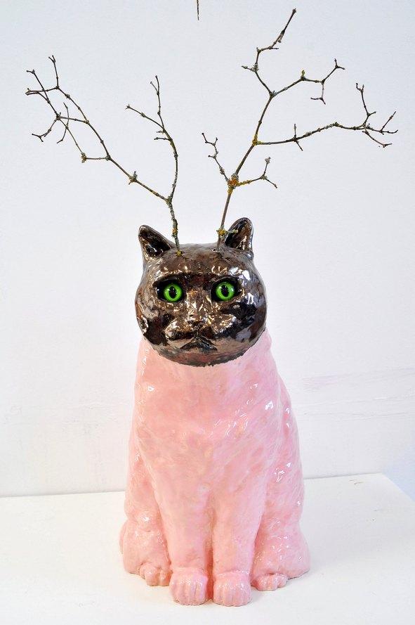 Manuela Cossalter, Pink cat