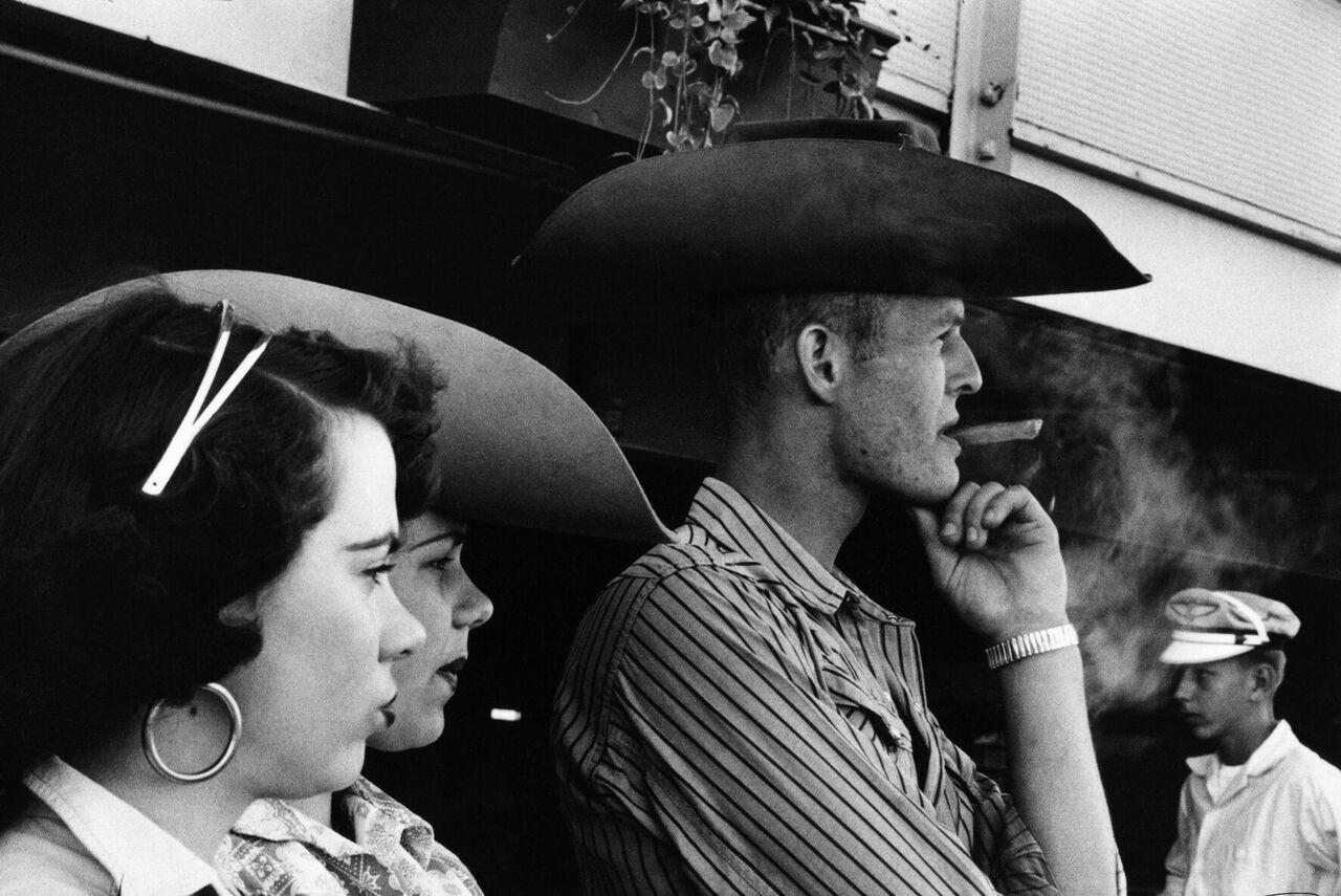 Robert Frank e gli americani. Gli States on the road a Milano